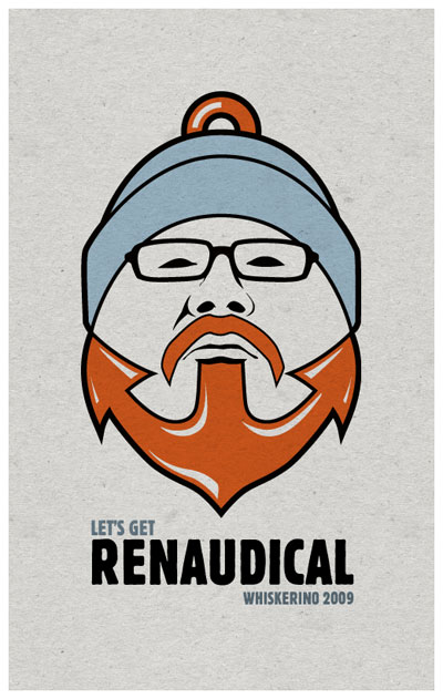 let's get renaudical - by miguel camilo