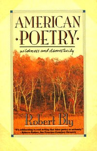 American poetry - Robert Bly