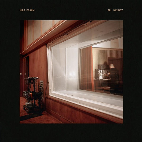 Nils Frahm: All Melody cover image